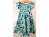 Baby Girl Debenhams Dress. 12-18 months