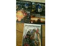 Super hero's Action dvds