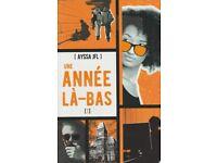 Une Annee La Bas- Novel in French.