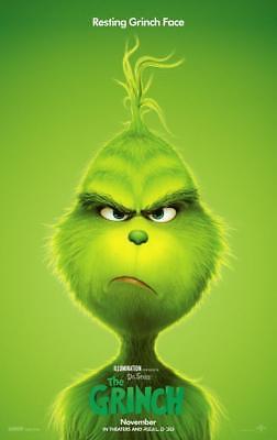 Grinch Poster (The Grinch Movie Poster Photo Print 8x10 11x17 16x20 22x28 24x36 27x40)