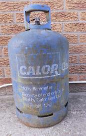 15KG Butane Gas Bottle, Calor Gas Bottle, Cabinet Heater, Camping Gas Bottle, Heating Gas Bottle.