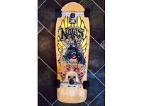 Natas Kaupas original skateboard deck trucks and wheels, Santa Monica Airlines