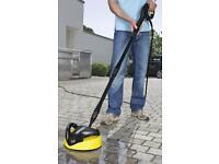 Karscher patio cleaning lance