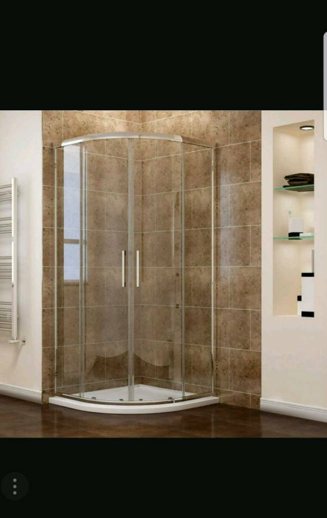 900mm quadrant Shower enclosure