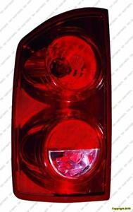 Tail Lamp Driver Side [2007-2008 1500] [2007-2009 2500 3500] Mega Cab High Quality Dodge Ram