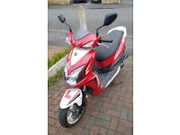 Sym Jet 4 50cc Moped *16 plate