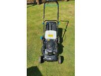 MacAllister petrol lawnmower for sale