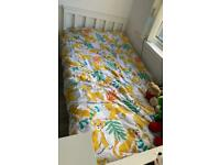 Single bed for sale including mattress