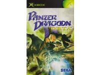 Panzer Dragoon Orta original Xbox