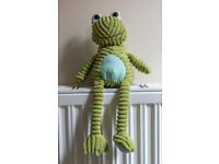 ***Microwavable Heatable Soft Frog Teddy*** LAST CHANCE