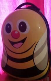 KIDS HARD BEE SUITCASE