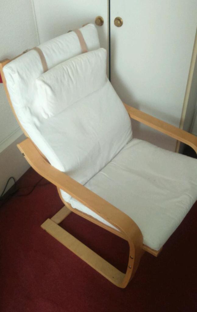 IKEA POANG armchair : in Allesley, West Midlands : Gumtree
