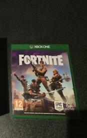 FORTNITE XBOX ONE GAME