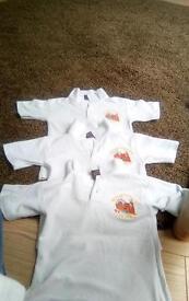 School white t shirts