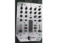 BEHRINGER VMX200 DJ MIXER. Boxed