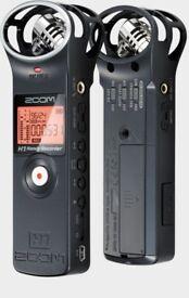 Zoom H1 HD Audio Recorder