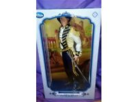 Disney Store Prince Eric Limited Edition Doll