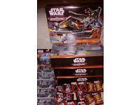 Collection of star wars all brand new