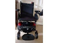 Rascal Rialto Powered wheelchair