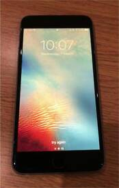 iPhone 6S Plus - 64GB Space Grey - Perfect condition