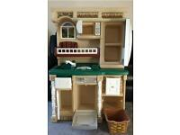 Step 2 Lifestyle Kitchen for kids with lots of accessories