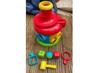 Baby activity toy