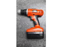 Black & Decker EPC 188 18V Hammer Drill