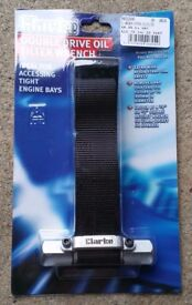 Clarke CHT245 Double Drive Oil Filter Wrench