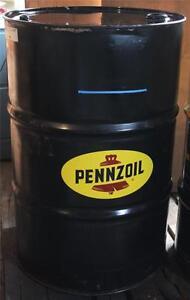 Pennzoil 40w 55 gallon drum marine oil ebay for 55 gallon motor oil prices