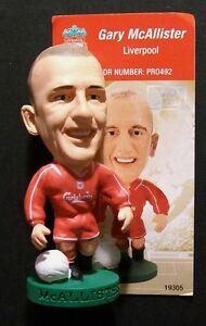 Prostars-LIVERPOOL-HOME-McALLISTER-PRO492-Loose-With-Card-LWC