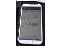 Samsung Note 2 - white + cases £140 o.n.o