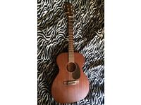 Martin 000-15ME Electro Acoustic Guitar with Fishman Thinline Gold Pickup and Hard Case