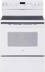 APPLIANCE OUTLET - CLEARANCE - GE RANGES ELECTRIC WHITE