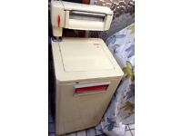 Antique Washing Machine (Hotpoint)