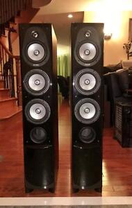 **Reduced**  Attractive ENERGY Connoisseur CF-50 Tower SpeakersCF-50