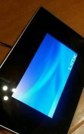 linx digital photo frame 7 inches