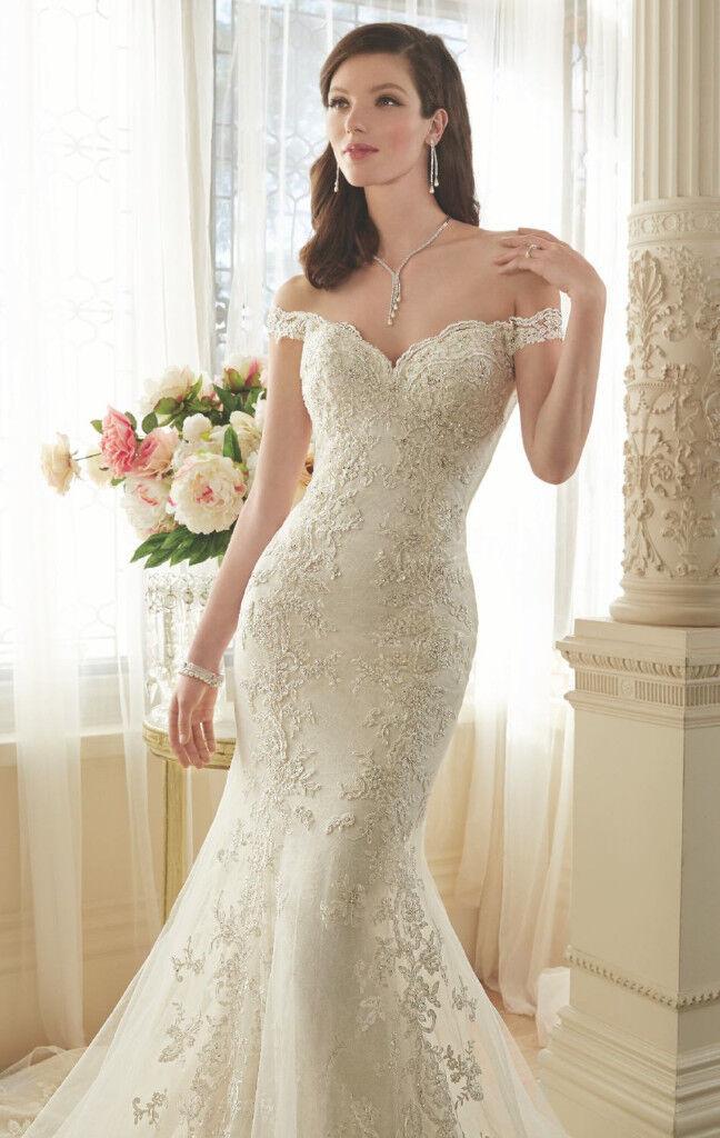 Sophia Tolli wedding dress Loraina Y11634
