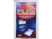 POINTLESS The Travel Game (as shown on the BBC) NEW