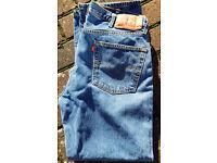 Vintage (90's) Levi 501 Mens Jeans 38W 32L VGC