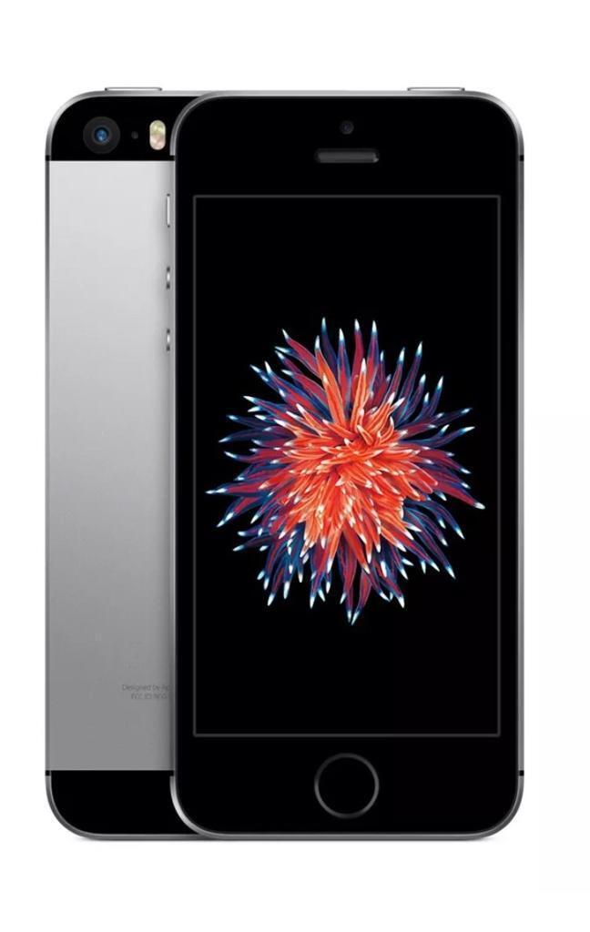 Apple iPhone SE 16GB Space Grey (EE) Smartphone