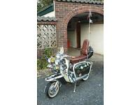 Lambretta Li 150 series 3 (Great TV 175 Replica)