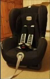 Britax Duo Plus 9 - 18 kg forward facing child seat.