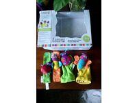 Bundle of lamaze baby toys