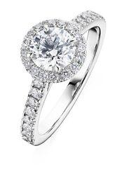 Bespoke Daniel Prince 0.90ct Diamond Engagement Platinum Ring with Green Tourmaline stone