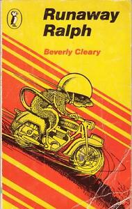RUNAWAY RALPH Book 2 ~ Beverly Cleary ~ SC 1979 Perth Region Preview