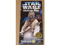 Star Wars Figure Tuskan Raider in Origional Box