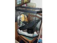 fish tank. 35l