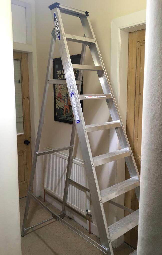 Step ladder - Werner 10 tread ladder - Moved to a smaller flat so no longer need this size of ladder