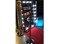 Mr Photobooth - Photo booth & Selfie 'Magic' Mirror hire