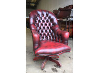 Chestfield directors office chair